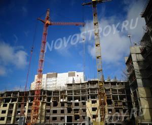 ЖК «Полет» (Ногинск): ход строительства корпуса №8