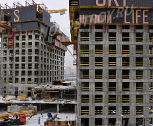 ЖК «Wellton Towers»: ход строительства корпуса №2,3