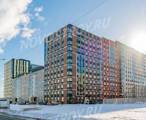 ЖК «Новые Ватутинки» (мкр-н. Центральный): ход строительства корпуса №10/1