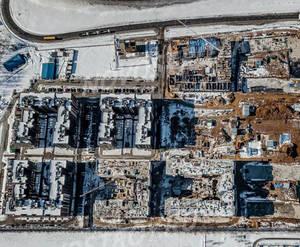 ЖК «Баркли Медовая Долина»: ход строительства