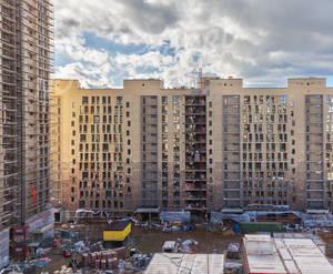 ЖК «Хорошевский»: ход строительства