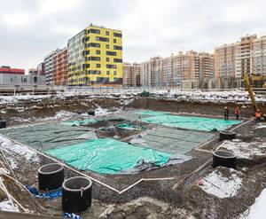 ЖК «Янила Драйв»: ход строительства за февраль 2019