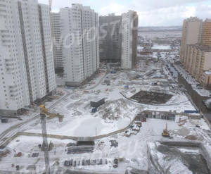 ЖК «Шушары» (Пушкинская): ход строительства корпуса №40.2