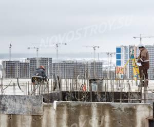 ЖК «LEGENDA Комендантского»: ход строительства 2 очереди из группы застройщика