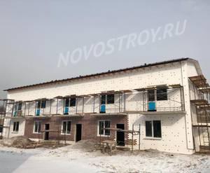 МЖК «Северное сияние»: ход строительства дома №19