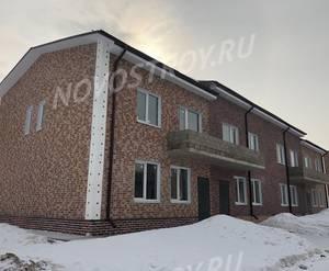 МЖК «Северное сияние»: ход строительства дома №29