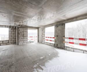 ЖК «Лесопарковый»: ход строительства корпуса №5