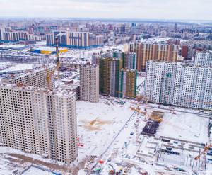 ЖК «Цивилизация»: фото с хода строительства