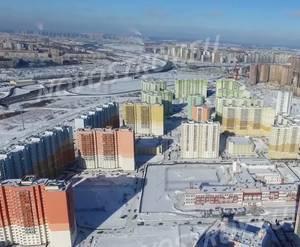 ЖК «Новая Охта»: скриншот с видеообзора
