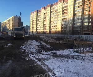 ЖК «Рыбацкая гавань»: ход строительства февраль 2019