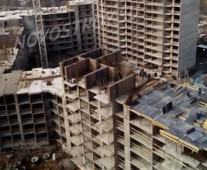ЖК «КудроВО!»: ход строительства (март 2019)