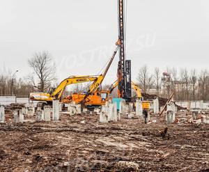 ЖК «Живи! В Рыбацком»: ход строительства, 3 очередь