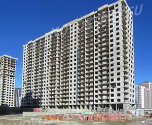 ЖК «Огни залива»: ход строительства II очередь