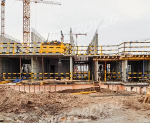 ЖК «Живи! В Курортном»: ход строительства уч. 584
