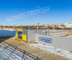 ЖК «UP-квартал «Пушкинский»: из группы застройщика