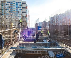 ЖК «Мурино 2020»: ход строительства корпуса №1,2