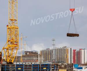 ЖК «Авиатор» (Девяткино): ход строительства