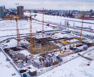 ЖК «Цивилизация на Неве»: ход строительства дома №1
