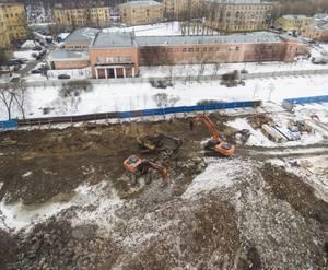 ЖК ЦДС «Волковский»: ход строительства