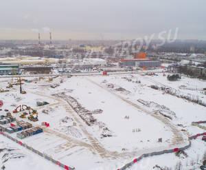 ЖК «Ручьи»: ход строительства дома №3