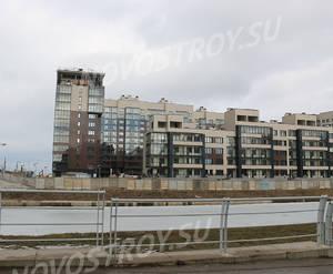ЖК «Жемчужный берег»: ход строительства корпуса №1,2
