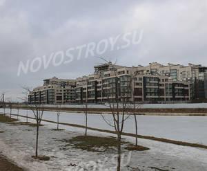 ЖК «Жемчужный берег»: ход строительства корпуса №2,4