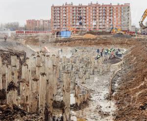 ЖК «Новое Колпино»: ход строительства корпуса №52
