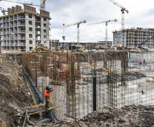 ЖК Светлый мир «Жизнь...»: ход строительства апрель 2019