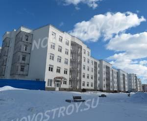 МЖК «Новое Сертолово»: ход строительства 3 очереди