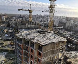 ЖК «Лондон Парк»: ход строительства корпуса №8