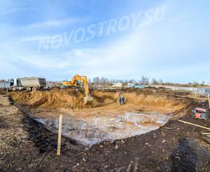 МЖК «Veren Village стрельна»: ход строительства