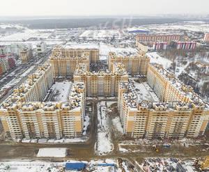 ЖК ЦДС «Новое Янино»: ход строительства корпуса А