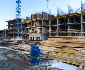 ЖК «4YOU»: ход строительства (4 очередь, апрель 2019)