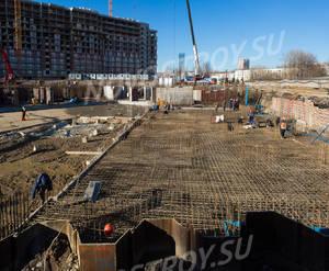 ЖК «Q-мир»: ход строительства (апрель 2019)