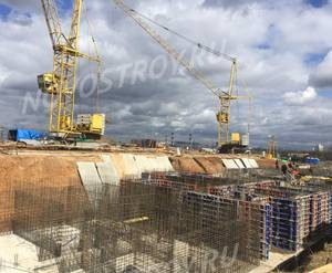 ЖК «Южная Битца»: ход строительства