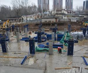 ЖК «Талисман на Водном»: ход строительства