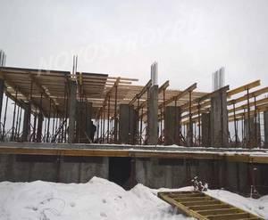 ЖК «Школьная, 21»: ход строительства