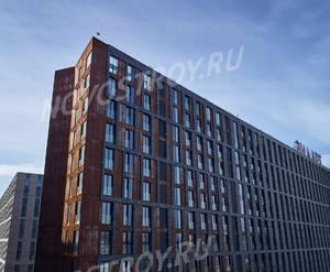 ЖК «ЗИЛАРТ»: ход строительства корпуса №1