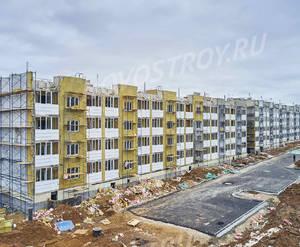 МЖК «Нахабино Ясное»: ход строительства