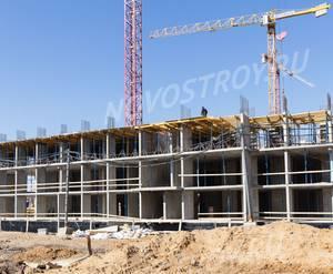 ЖК «Томилино 2018»: ход строительства корпуса №6