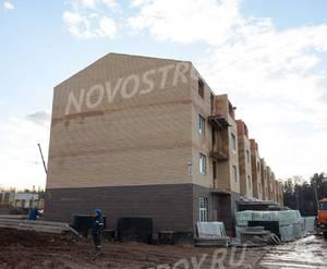 МЖК «Театральный парк»: ход строительства корпуса №15