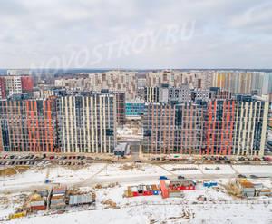 ЖК «Новые Ватутинки» (мкр-н. Центральный): ход строительства корпуса №10/2