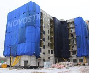 ЖК «Испанские кварталы»: ход строительства дома №11.1