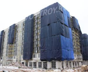 ЖК «Испанские кварталы»: ход строительства дома №11.2