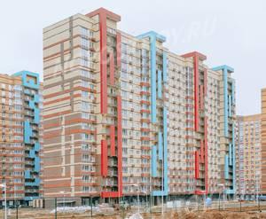 ЖК «Пригород.Лесное»: ход строительства корпуса №8