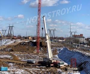 ЖК UP-квартал «Римский»: ход строительства