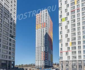 МФК «Спутник»: ход строительства корпуса №2