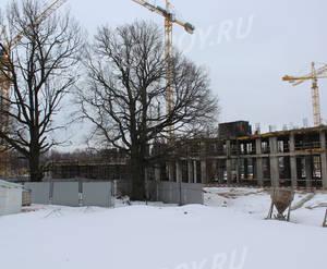 ЖК «Скандинавия»: ход строительства дома №18.2