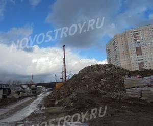 ЖК UP-квартал «Сколковский»: ход строительства корпуса №1,2