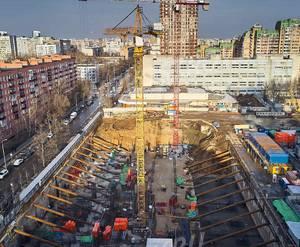 ЖК «Ленинградка 58»: ход строительства